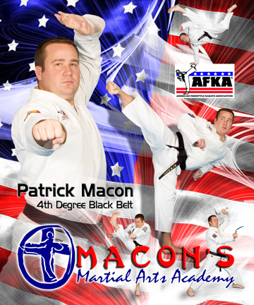 Master Patrick Macon